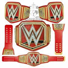 WWE Universal Wrestling Championship Belt Replica Adult Size 2mm