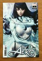 Aero # 1 2019 Stanley Artgerm Lau Variant Cover 1st Print Marvel Comics VF+/NM