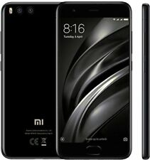 "Xiaomi Mi 6 64 GB 5,15"" Octa Core LTE 12 MP 6 GB Ram Smartphone - Black/Schwarz"