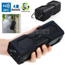 Waterproof Portable Wireless Bluetooth Speaker SUPER BASS NFC For Smartphone