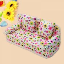Furniture House Fashion Dolls Toys Accessories Couch for Barbie DollLH