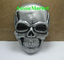 Skeleton & Skulls Metal Belt Buckles for Men
