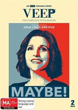Veep - Season 5 : NEW DVD