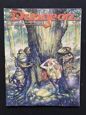 Dungeon Magazine Issue #63
