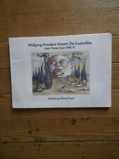 W. A. Mozart: Die Zauberflöte. Aalto-Theater Essen 1990/91. Illustré par Topor