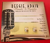 Moments to Remember by Beegie Adair (CD, Apr-2009, CMD/Green Hill) A503