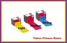 Toorx Banda Elastica Rotolo 25m Fascia Anallergica Fitness Yoga Pilates Palestra