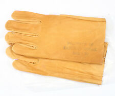 KODAK LEATHER GLOVES SIZE 10/cks/199509