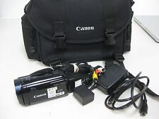 Excellent Condition Canon VIXIA HF R600 HD Digital Camcorder W/ Extras 32GB SD