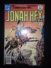 Jonah Hex #2 (1977) FN+ 1st El Papagayo