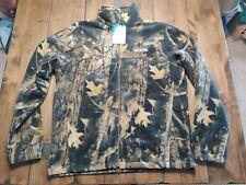 Brand New Columbia Mens Steens Mountain Full-zip Fleece RARE Camo Jacket Medium
