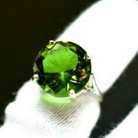 3.98+CT WOMAN S RING. FROM TURKEY  LAB  ALEXANDRITE COLOR CHANGE 100%  10mm