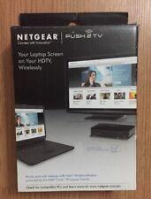 NETGEAR PTV1000 PUSH2TV 1080P WIDI WIRELESS ADAPTER ONLY W/ INTEL WI-DI NEW
