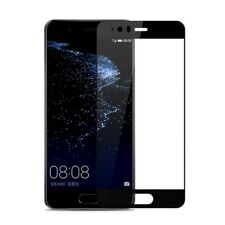 3D Full Cover Carbon Filber Tempered Glass Film Protector For Huawei P9 P10 Plus