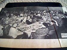 67-3  ephemera 1974 picture birchington w i christmas party