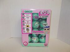*JUST RELEASED**LOL SURPRISE  DOLLS SERIES 2 LIL SISTERS WAVE 2 FULL CASE !!!!