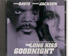 CD ALBUM BOF/OST 14 TITRES--THE LONG KISS GOODNIGHT--CHERRY/REDDING/SANTANA