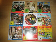 DEFA Märchen DVD 9 Stück Defa Filme SAMMLUNG Heimatfilme NEU2020