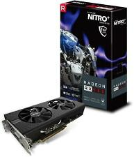 SAPPHIRE Radeon NITRO+ RX 580 8GB Graphics Video Card