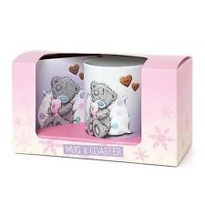 Me To You Tatty Teddy Mug and Coaster Gift  Set G01G0360