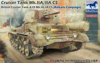 Bronco CB35151 1/35  Brtish Cruiser Tank MK.IIA/IIA CS