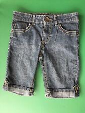 Girls Candie's Bling Denim Shorts - Sz 10