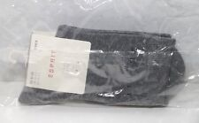ESPRIT Unisex Kinder Socken 19041 Foot Logo SO, Doppelpack Größe: 31-34 grau