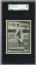 1931 W517 #6 BILL SHERDEL *SGC 96 (9)* MOST LHP WINS (153) STL CARDS HISTORY *B*