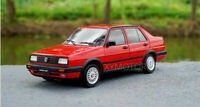 1/18 VW Volkswagen Jetta GT MKII Diecast CAR MODEL Toys kids Boy Girl White/Red