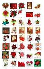 30 Personalized Return Address Labels Christmas Buy 3 Get 1 free (cb8)