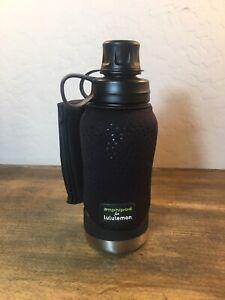 Lululemon Amphipod Hydration 16 oz Handheld Water Bottle Sports Running Yoga