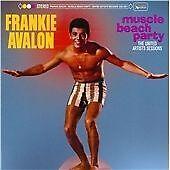 Frankie Avalon-Muscle Beach Party CD NEW