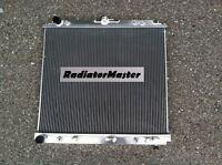 ALUMINUM RADIATOR FOR 2005-2012 NISSAN FRONTIER 2.5L L4 2006 2007 2008 2009 2010