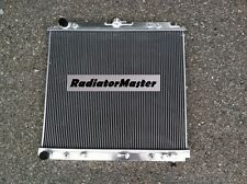 ALUMINUM RADIATOR FOR 2005-2012 NISSAN FRONTIER 2.5L L4 2006 2007 2008 2009 2010