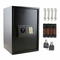 Home Digital Electronic Keypad Lock Depository Safe Box Security Gun Lock NEW US