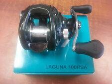 NEW Daiwa LGN100HSA Laguna Baitcasting Reel 5BB+1 11Lb Max Drag 7.1:1