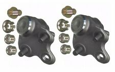 For Toyota Corolla Geo Prizm Set of Two Front Lower Ball Joint Moog K9742