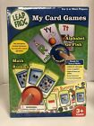 Leap Frog My Card Games Math Rummy Alphabet Go Fish Addition Subtraction Letter