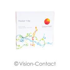 Proclear 1 day 1 x 90 sphärische Kontaktlinsen Tageslinsen von Cooper Vision