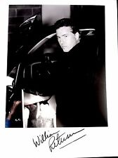 William Petersen CSI Autographed 8 x 10 Photo Preprint
