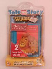 Jakks Pacific Disney The Lion King Tele Story Storybook Cartridge NIP 2006 3+