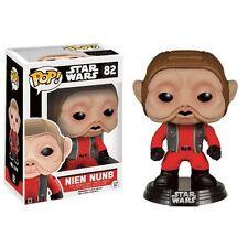 Nien Nunb Star Wars Pop! Funko NIB Vinyl Figure The Force Awakens new in box 82