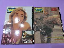 CIAK n.11 del 1992 con CIAK racconta Sharon Stone Madonna CON SCHEDE FILM