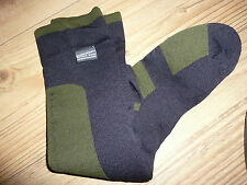 SEALSKINZ DUTY SOCKS SIZE:LARGE KNEE LENGTH GENUINE BRITISH MILITARY ISSUE