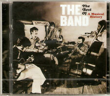 The Band - The Best Of - A Musical History (CD & DVD 2007) NEW/SEALED