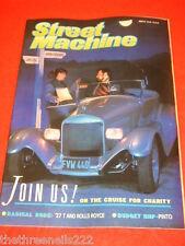 STREET MACHINE - ROLLS ROYCE RADICAL ROD - JUNE 1987