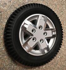 """Quantum Drive Wheel/Tire 3.00-8 14""""x3"""" Flat-Free for Q6 Edge HD & Z Q6 Ultra NEW"""