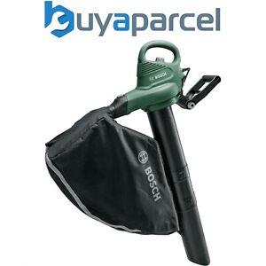 Bosch Universal Garden Tidy Leaf Blower Vacuum 06008B1070 Electric 240v Strap