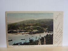 L* CPA * Chili Chile * Corral, Bahia con vista de la Ciudad 1905