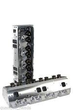 Chevy Small Blocco SBC 350 327 TESTATA caricato PLUS valvole in acciaio INOX